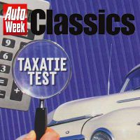 Taxatie Test AutoWeek Classic