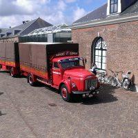 Code95 Nascholing niet nodig voor het rijden met oldtimer-vrachtauto's